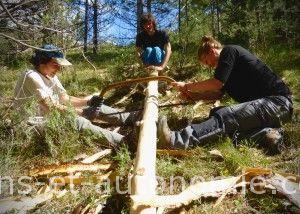 éco-construction formation sens et autonomie Association LESA