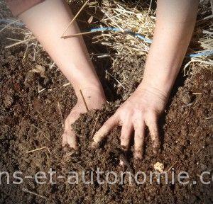 jardin terre formation sens et autonomie Association LESA